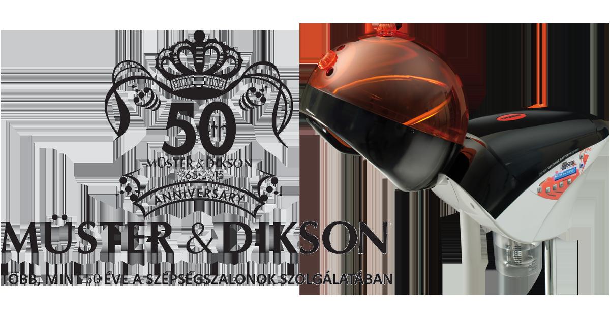 Müster&Dikson - Több mint 50 éve a szépségszalonok szolgálatában